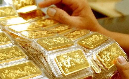 Giá vàng hôm nay 11/1 giá vàng giảm