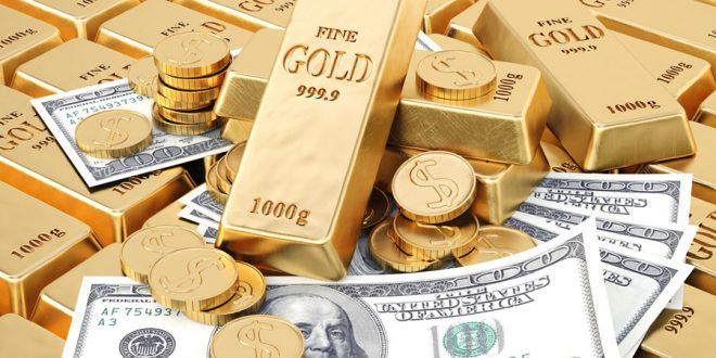 Giá vàng 11/3/2020: Nguyên nhân giá vàng giá USD lao dốc