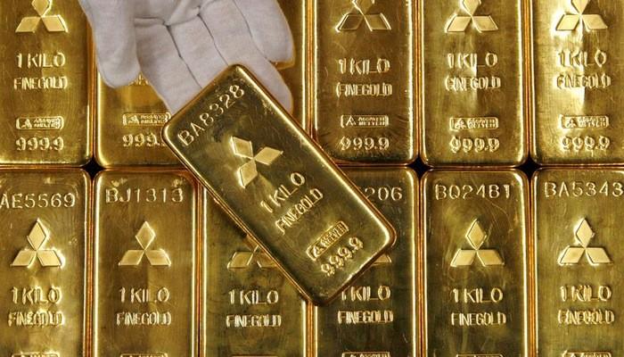 Giá vàng Online Thế giới trực tiếp hôm nay bao nhiêu 1 ounce