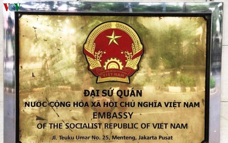 chuyến bay đưa người Việt Nam từ Indonesia về nước