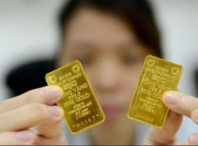 Giá vàng hôm nay 24/4/20: vàng SJC điều chỉnh tăng 100.000 đồng/lượng