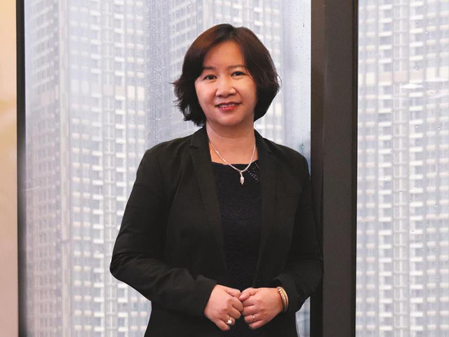 Tổng giám đốc Đại Phúc Land bà Nguyễn Thị Thanh Hương