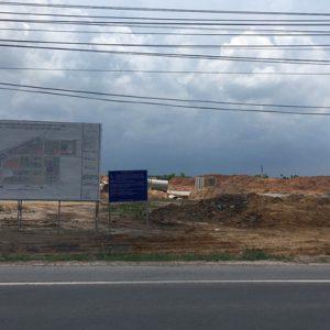 Giá đất vượt 100 triệu/m2 ở quanh sân bay Long Thành