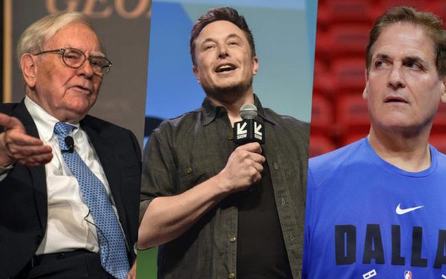 Những tỷ phú Elon Musk, Warren Buffett nghĩ gì về Bitcoin ?