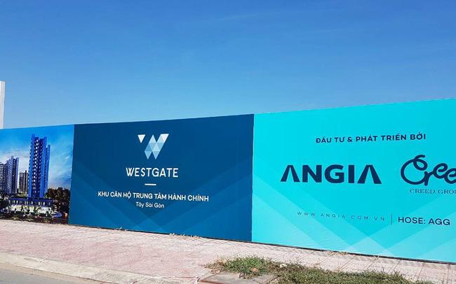 1 công ty huy động 650 tỷ trái phiếu để hợp tác với An Gia (AGG) triển khai dự án WestGate 3,1ha tại Bình Chánh
