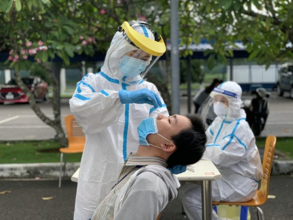 Covid-19 tại Việt Nam: Sáng 16/7 thêm 1.438 ca mắc TP.HCM với 1.071 ca