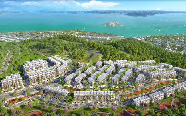 Tìm hiểu về bất động sản Hạ Long: Sức hút của đô thị ở có quy mô lớn tại Bãi Cháy